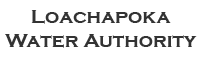 Loachapoka Water Authority Logo